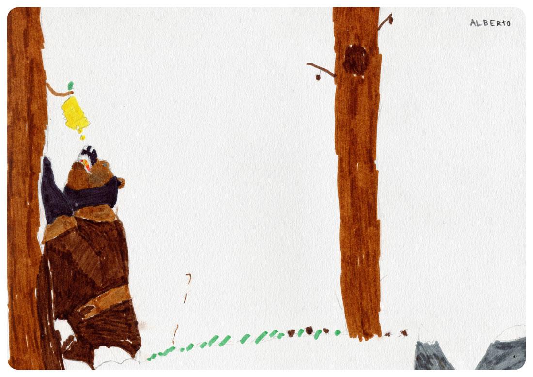 alberto lamuño oso mexicano artimalia