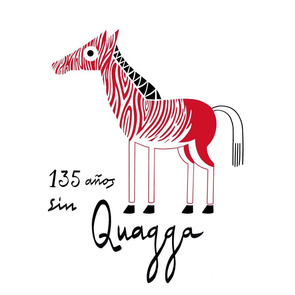135 años sin quagga