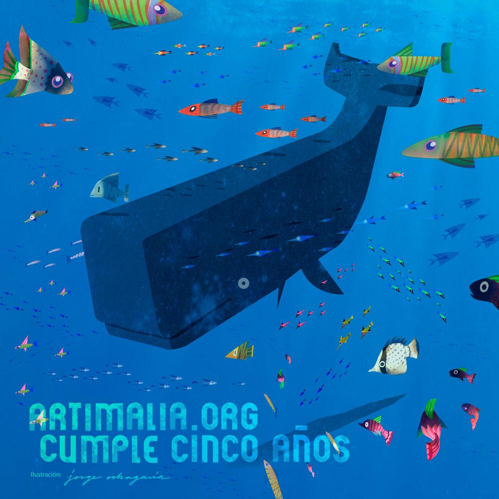 5º quinto aniversario artimalia.org