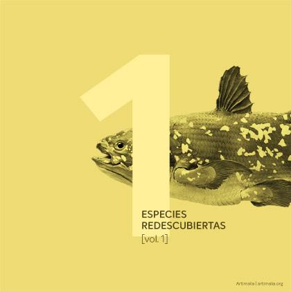 especies redescubiertas vol. 2