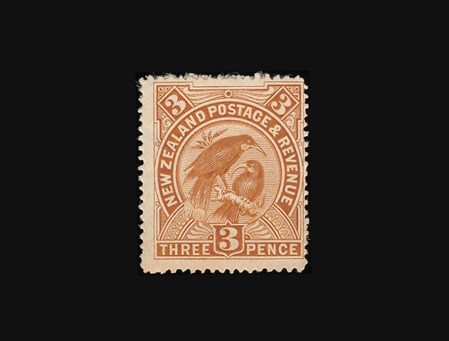 Blog Artimalia, sello postal huia