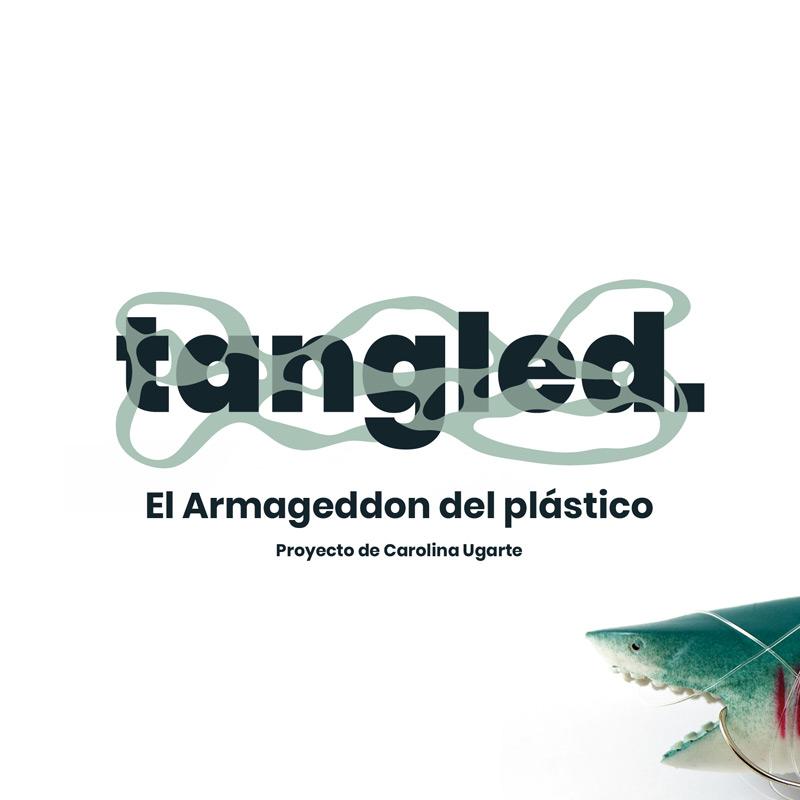 Proyecto Tangled, el Armageddon del plastico. Creado por Carolina Ugarte y cedido a Artimalia